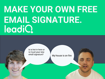How To Make Your Email Signature Stand Out