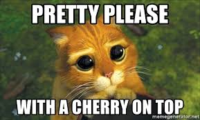 Image Result for Cherry on Top meme